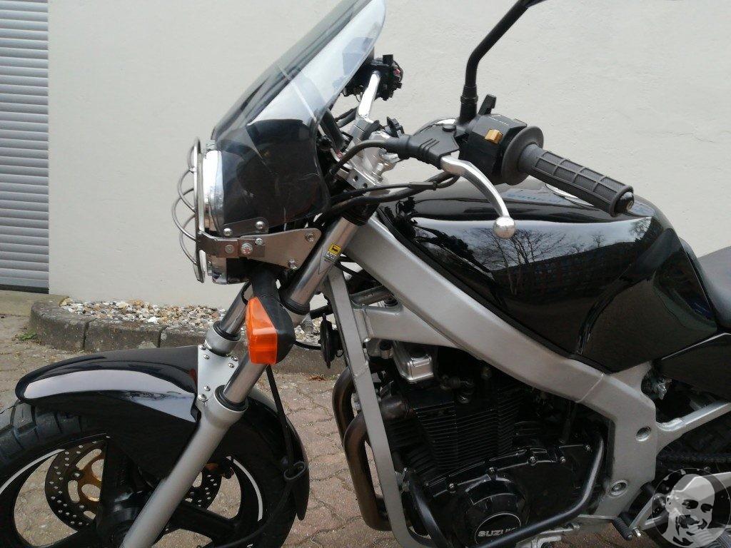 Lampengitter Suzuki GS500e